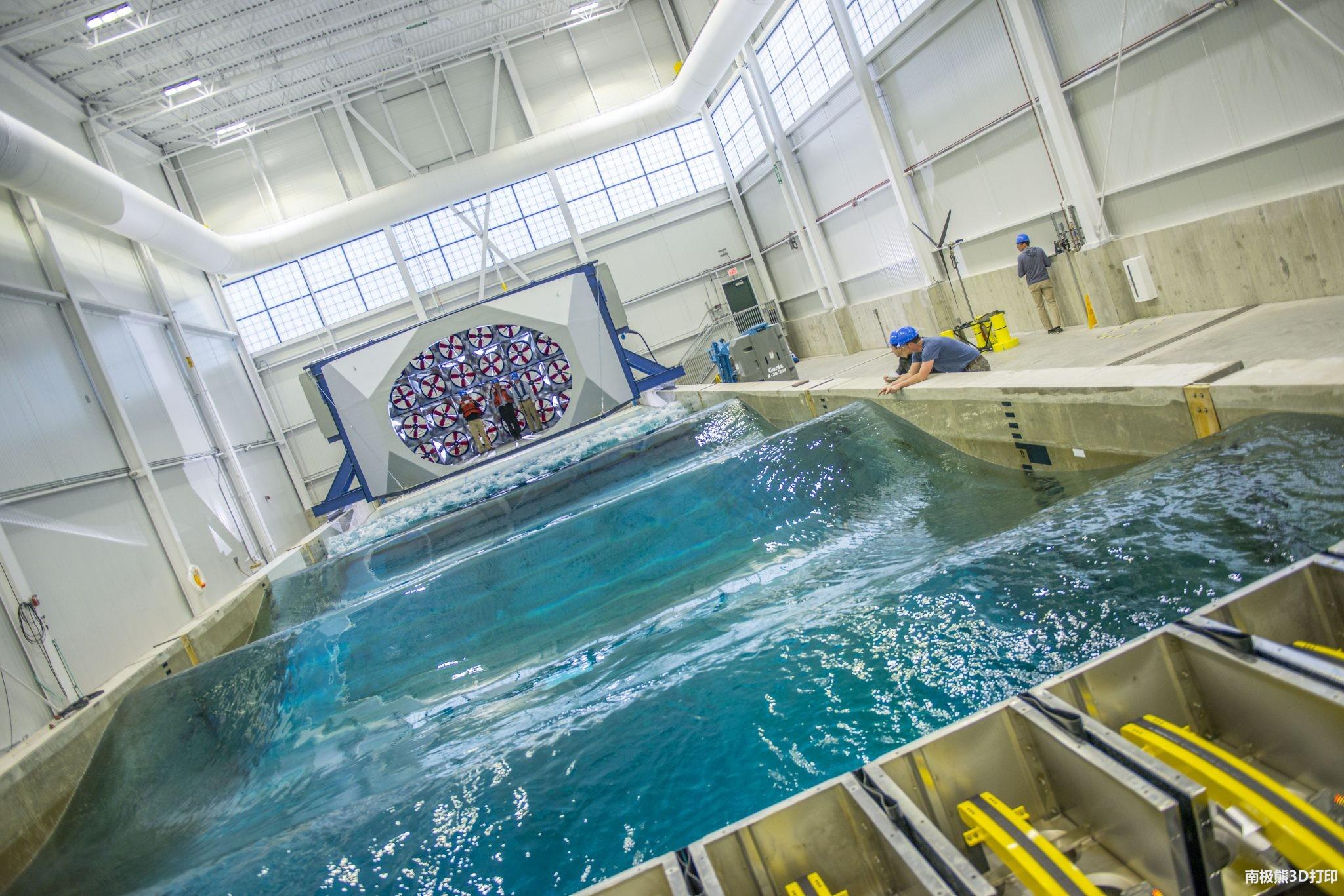 UMaine复合材料中心获50万美元奖励,实现大型船只的3D打印