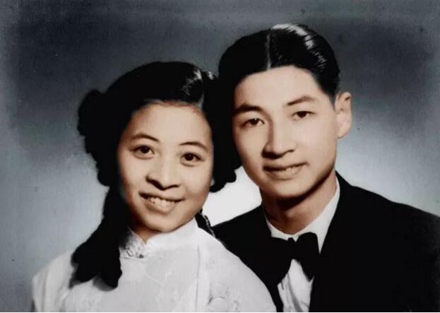 费鹤年徐曼倩夫妇:上海交通大学百岁校友伉俪,幸福家庭培养出7个博士