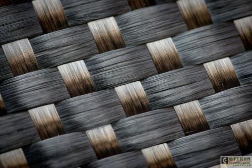 多功能碳纤维材料用于车身和电极