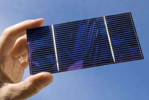 非富勒烯太阳能材料将促进屋顶太阳能的发展