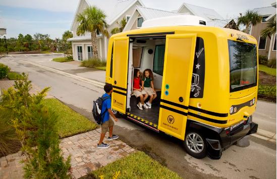 美政府叫停自动驾驶校车项目 创新别拿安全冒险