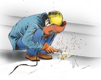 焊接操作机:焊材、工艺参数选用原则