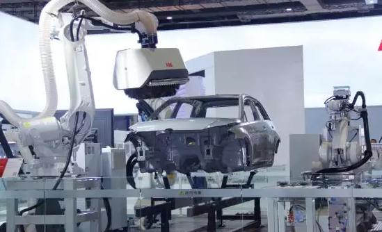 中美贸易战冲击全球工业机器人市场