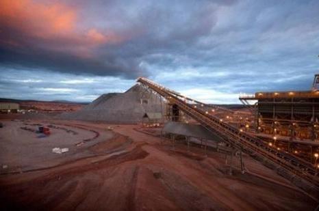 2020年我国将基本建成伊犁、通辽千吨级铀矿大基地