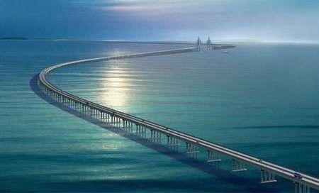 港珠澳大桥通车,金属表面耐久性技术保护超级工程