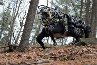 未来机器人驱动发展趋势