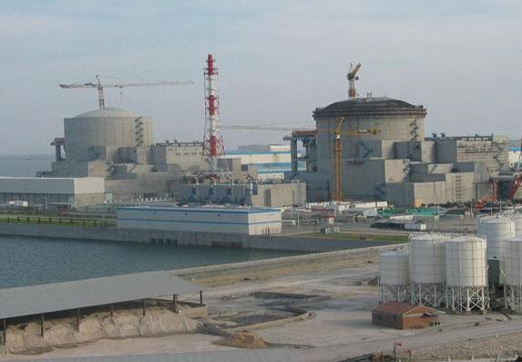 中国能建中标田湾核电站常规岛疏排水总承包项目
