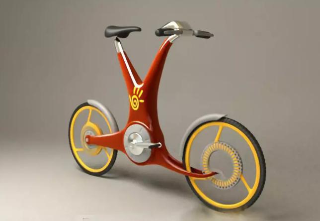 3D打印炫酷自行车,你值得拥有!