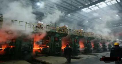 黑龙江建龙冶金机械制造年产140万吨850mm热轧特殊钢生产线竣工投产