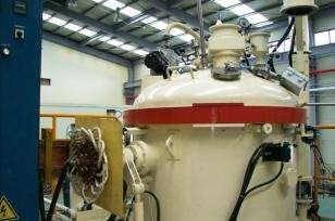 冷坩埚玻璃固化试验装置首次实现72小时连续运行