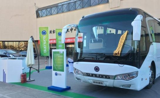 """BUS EXPO上海国际客车展""将于11月19~21日举行"