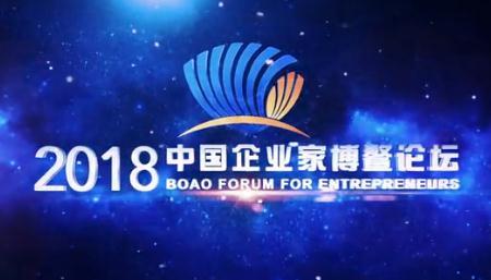 中国企业家博鳌论坛为海内外企业家搭建交流平台