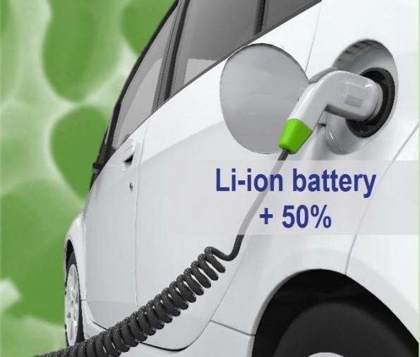 荷兰里吉斯推出纳米多孔硅材料,可增加50%电池容量