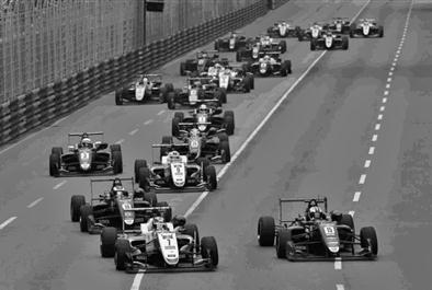 优科豪马轮胎怎么样?为澳门格兰披治大赛提供ADVAN赛事用轮胎