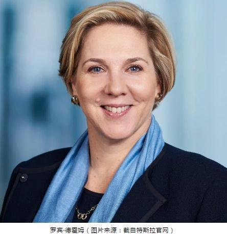 特斯拉新董事长罗宾·德霍姆(Robyn Denholm)即将上任