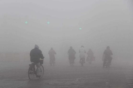 雾霾的形成原因及其治理措施,你必须了解!