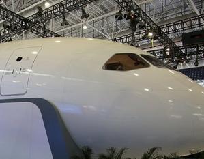 中俄合作研制新客机,复合材料使用比例有望超过50%