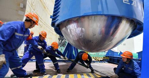 到2040年全球核电量有望增长46% 主要来源于中国与印度