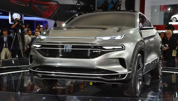 菲亚特发布轿跑SUV Fastback概念车 有望2020实现量产