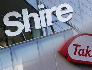 日本武田药品计划于1月8日收购以620亿美元收购伦敦上市的夏尔