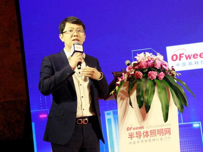 首尔半导体市场部副总裁吴森:自然光谱LED在健康照明和高端商照中的应用