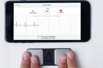 新开发的智能手机应用对心脏病的诊断效率可媲美传统ECG