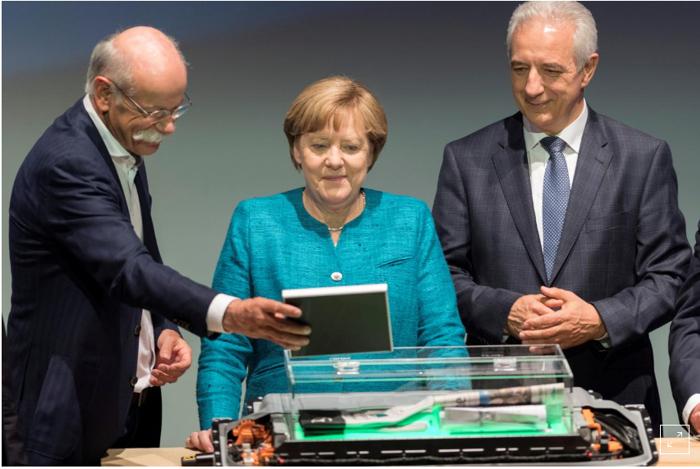 德国将宣布投资10亿欧元来支持联盟生产电动车电池