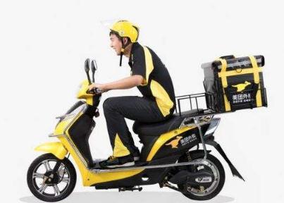 冒充美团外卖招聘实施诈骗,美团正规招聘不强制骑手购买装备和电动车