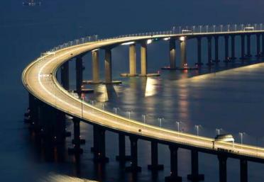 港珠澳大桥预计未来将实现5G网络全覆盖
