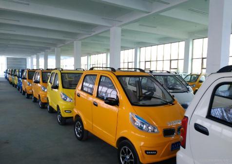 全面清理整顿低速电动车,六部委联合发布《关于加强低速电动车管理的通知》
