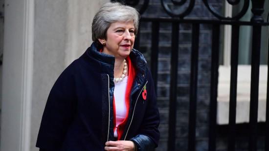 英国欧盟脱欧协议草案达成一致