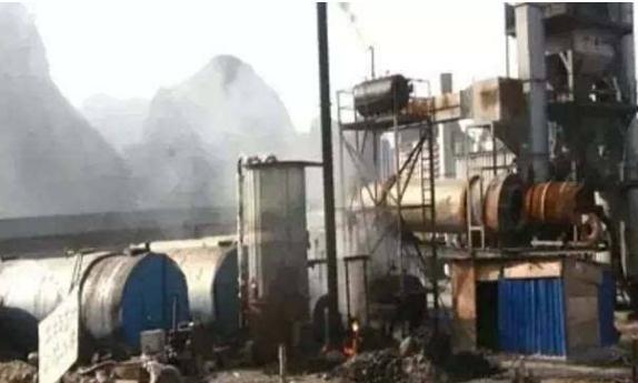 炭素企业:化工行业导热油泄露事故简析