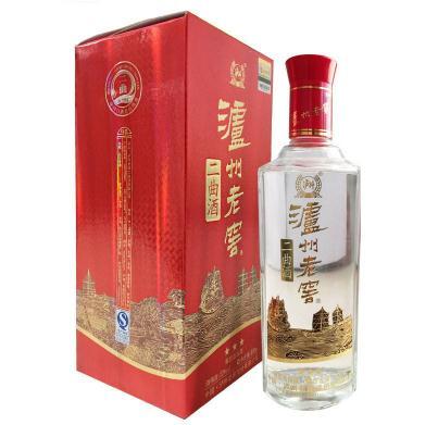 泸州老窖二曲酒为勾兑酒系标签原因,勾兑白酒的标准代号