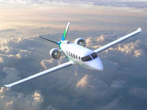 易捷航空与美国Wright Electric合作,加快低噪音电动飞机于2027年投入使用