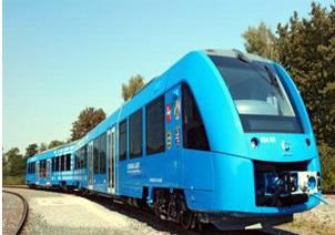 法国开始试运行氢能火车 2022年或将实现商业化运行