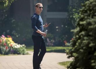 脸书CEO马克·扎克伯格命令他的管理团队只使用安卓手机