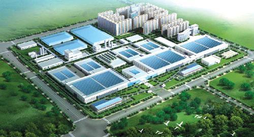 聚力成半导体投资50亿元打造氮化镓外延片、芯片项目基地