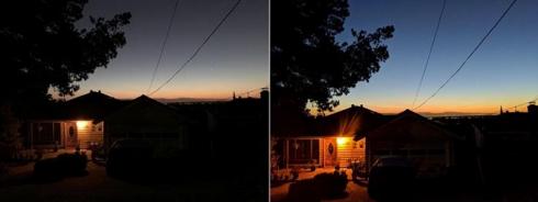 谷歌Pixel 3相机应用更新,用户可拍摄出更出色的低光照片