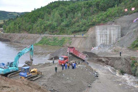 黑龙江穆棱市奋斗水库项目总投资14.16亿元 进入收尾阶段