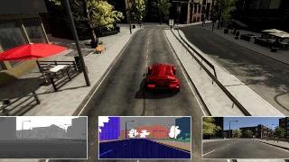 微软布与Unity合作,利用AirSim平台模拟训练自动驾驶汽车