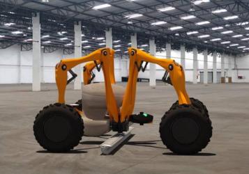 英国公司开发出农业机器人,能种地、喷药和除草