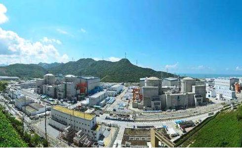 广东阳江核电站5台机组累计上网电量超千亿度