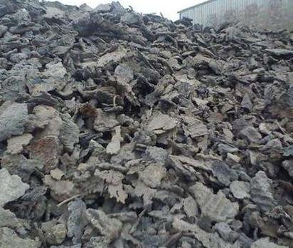 山西省高义钢铁有限公司违法倾倒堆埋钢渣被要求整改