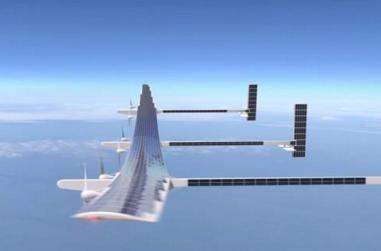 依靠太阳能驱动的自动驾驶飞机Odysseus将在明年展开首次试飞
