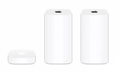 苹果最后两款AirPort产品下架,路由器时代彻底结束