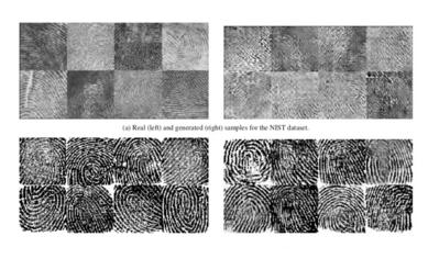 研究人员利用一种神经网络生成人造指纹,指纹可进行伪造