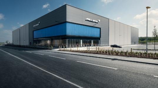 迈凯伦英国复合材料技术中心(MCTC)开业 专注碳纤维复合材料结构创新工作