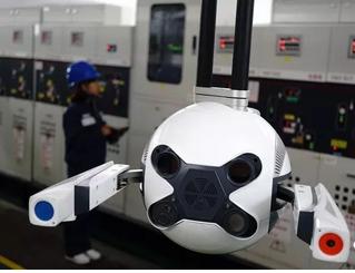 南方电网首个配电网巡检机器人在广东中山供电局石岐去大信电房投入运行