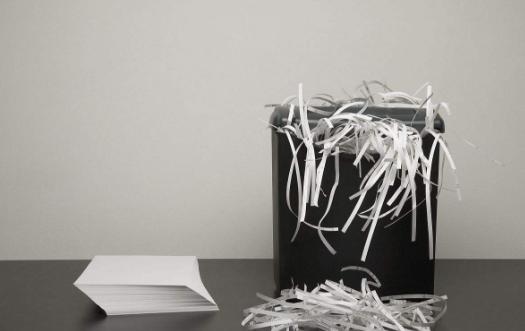 碎纸机维修及碎纸机使用时应注意的事项