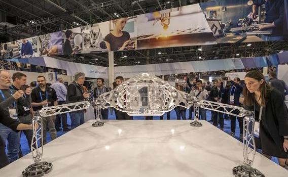 NASA与Autodesk团队合作使用3D打印来创建星际着陆器